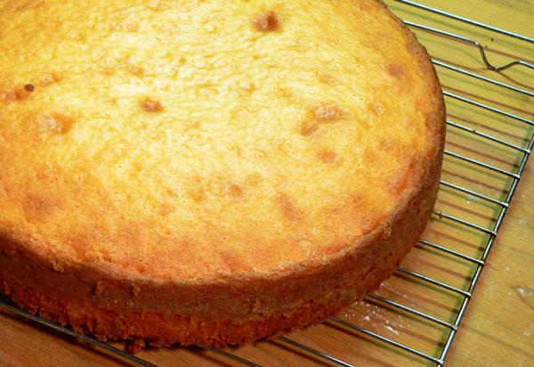 Mix Cake Sin Gluten, Sin Huevo y Sin Lactosa