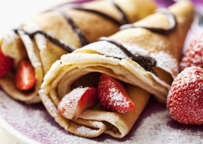 Mix Crepes