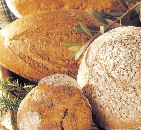 Mediterranean Bread 50%