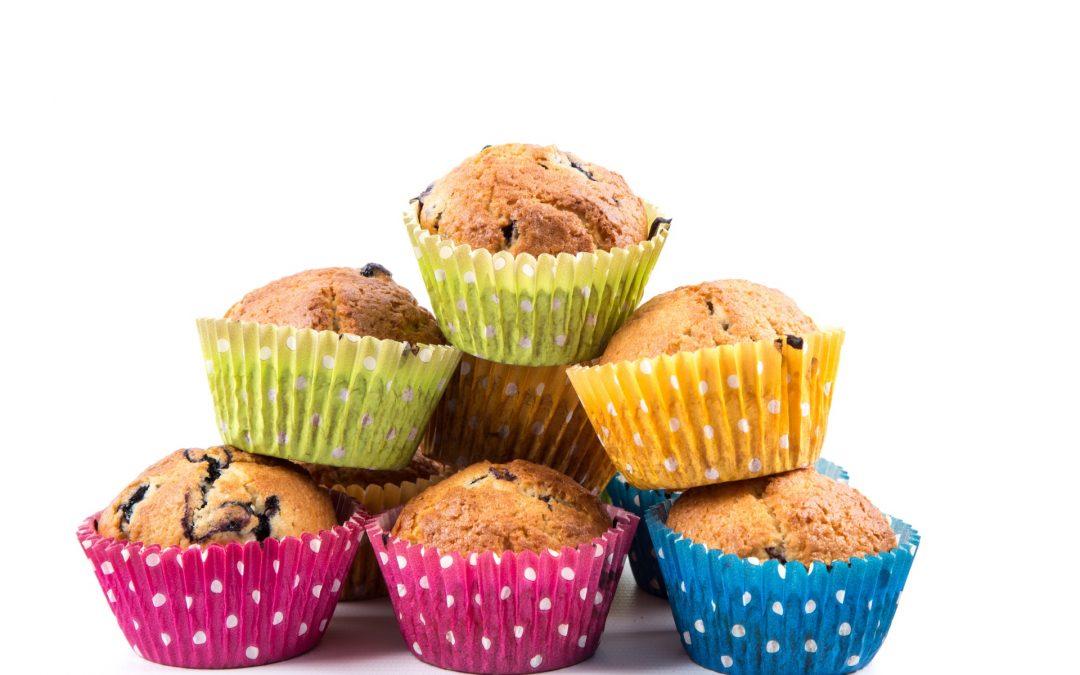 Eggfree Vanilla Muffin Mix
