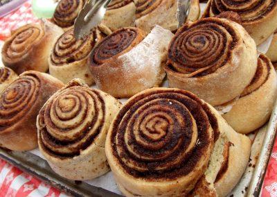 Cinnamon Roll Premix