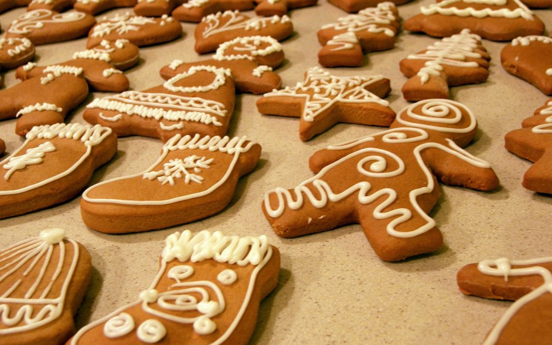 Facyl Gingerbread Cookies
