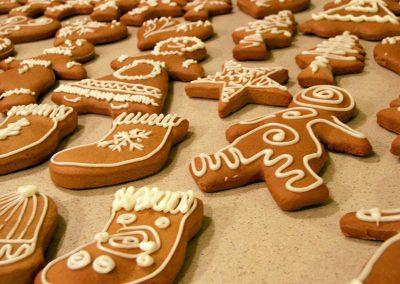 Facyl Gingerbread Cookies